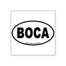 boca Sticker