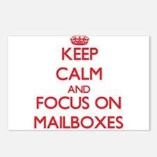 Funny Mailbox Postcards (Package of 8)