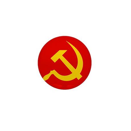Communist Mini Button