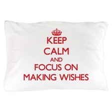 Unique Make a wish Pillow Case