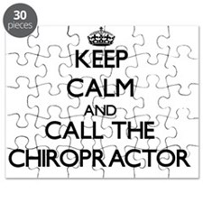 Cute Chiropractic Puzzle