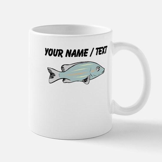 Custom Gulper Fish Mugs