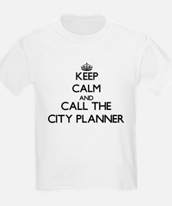 Keep calm and call the City Planner T-Shirt