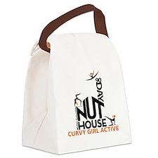 Cute Swag Canvas Lunch Bag