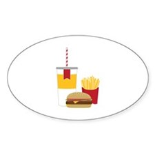 Fast Food Decal