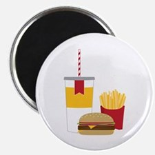 Fast Food Magnets