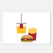 Fast Food Postcards (Package of 8)