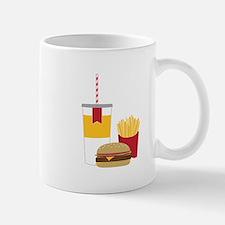 Fast Food Mugs