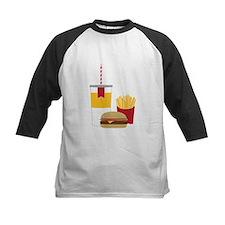Fast Food Baseball Jersey