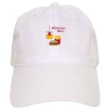 Supersize Mine! Baseball Baseball Cap
