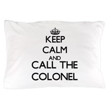 Cute Lieutenant colonel insignia Pillow Case
