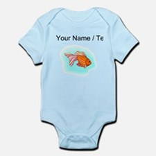 Custom Goldfish Body Suit