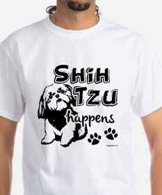 shih tzu happens Shirt