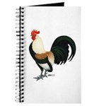 Dutch Bantam Rooster Journal