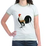 Dutch Bantam Rooster Jr. Ringer T-Shirt