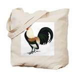 Dutch Bantam Rooster Tote Bag