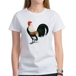 Dutch Bantam Rooster Women's T-Shirt