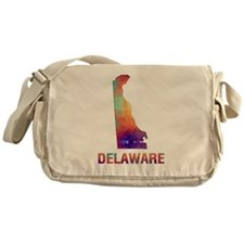 Cute Delaware Messenger Bag