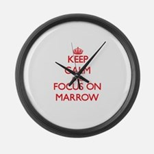 Funny Quintessential Large Wall Clock