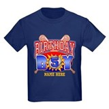 5 year old birthday Kids T-shirts (Dark)