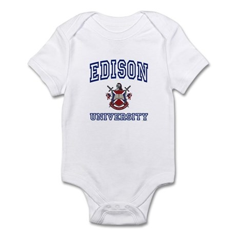 EDISON University Infant Bodysuit