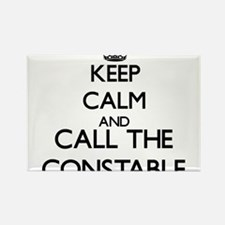Keep calm and call the Constable Magnets