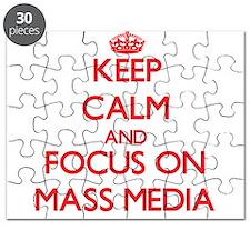 Unique Mass media Puzzle