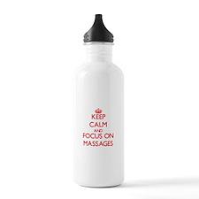 Cute Rub Water Bottle