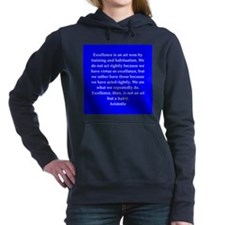 22.png Women's Hooded Sweatshirt