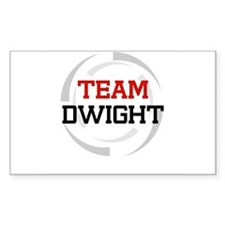 Dwight Rectangle Decal