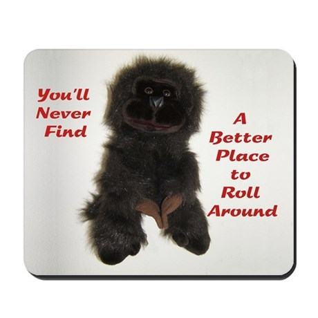 Roll Around Mousepad