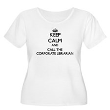 Keep calm and call the Corporate Librarian Plus Si