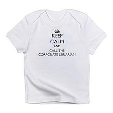 Unique Librarian courses Infant T-Shirt