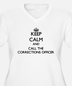 Keep calm and call the Corrections Officer Plus Si
