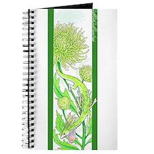 Cute Chrysanthemum Journal
