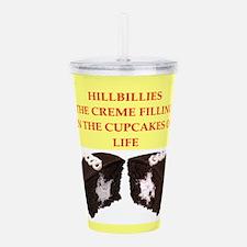 HILLBILLIES Acrylic Double-wall Tumbler