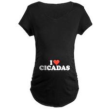I Heart Cicadas T-Shirt
