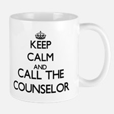 Keep calm and call the Counselor Mugs