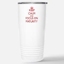 Cute Maturity Travel Mug