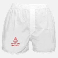 Cute Maturity Boxer Shorts
