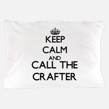 Cute Scrapbooking keep calm Pillow Case