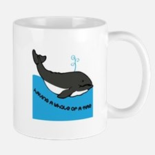 A Whale Of A Time Mugs