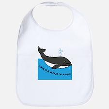 A Whale Of A Time Bib