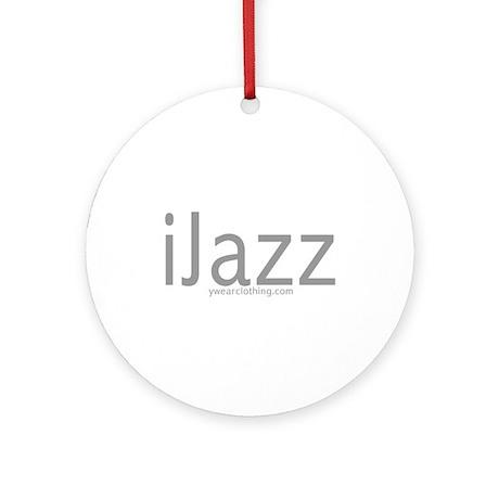 iJazz Ornament (Round)