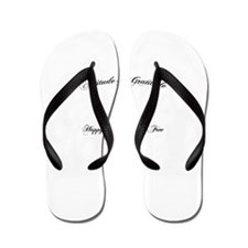 Cute Alcoholics anonymous recovery Flip Flops