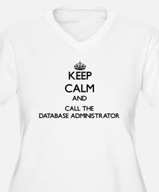 Keep calm and call the Database Administrator Plus