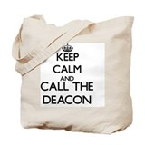 Deacon Regular Canvas Tote Bag