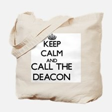 Funny Carry on and keep calm Tote Bag