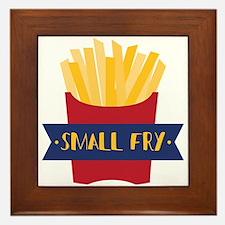 Small Fry Framed Tile
