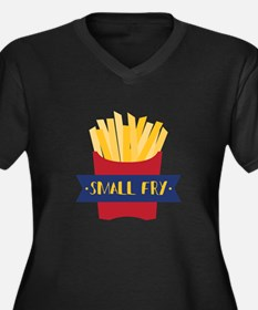 Small Fry Plus Size T-Shirt